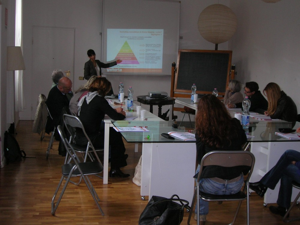 10/05/2010 - Un training di successo - ITALIANHOMESTAGING